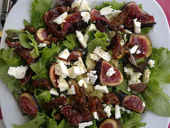 ensalada de higos y mozzarella lamammaalicia.com